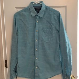 Banana Republic Long Sleeve Slim Fit Shirt